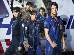 画像:山下智久『劇場版コード・ブルー』予告解禁、新田真剣佑がゲスト出演、主題歌はMr.Children「HANABI」