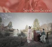 See-Saw、コンプリートベスト盤のボーナストラックにファン垂涎の「新しい予感 ~Only at JUSCO~」収録決定&ジャケット写真も公開