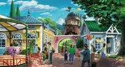 ジブリパーク、2022年度にオープン 「もののけの里」「魔女の谷」など作品の世界観を再現した5エリアが公開