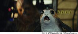 """画像:SW新キャラ""""ポーグ""""ができるまで…制作裏を公開『最後のジェダイ』"""