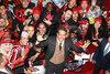画像:『デッドプール2』NYプレミア大熱狂、ライアン・レイノルズ「デッドプールが大好きさ!」