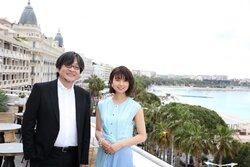 画像:『未来のミライ』監督週間で絶賛の嵐!細田守、上白石萌歌が初のカンヌ訪問