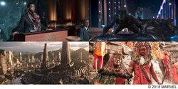 画像:『ブラックパンサー』全世界興収歴代9位に!人気の秘密に迫るボーナス映像解禁