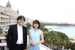 画像:上白石萌歌「夢のような時間」細田守監督『未来のミライ』カンヌで拍手喝采の世界初上映!