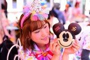 【ディズニー】にっこにこミッキーパンに思わず笑顔!「スウィートハート・カフェ」の35周年メニュー