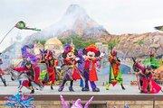 ディズニー・ハロウィーンが9月8日から開催  ディズニーキャクターのフル仮装が解禁