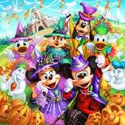 ディズニー・ハロウィーンが9月9日から開催 TDLは「ミュージックフェスティバル」にテーマを一新