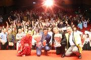 田村侑久「みんなハッピーになりましたか?」、『キスできる餃子』上海国際映画祭で上映