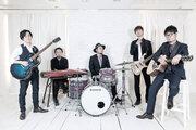 堂野晶敬を中心に結成されたTOKYO RABBIT、EP『HANABI』を配信リリース