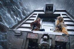 画像:『スター・ウォーズ』の世界はこうして作られる!『ハン・ソロ』メイキング映像公開