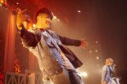 WEBERが全国ツアー最終公演で映画主題歌となる新曲を初披露!
