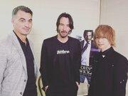 SuG 武瑠 、『ジョン・ウィック』主演のキアヌ・リーブス&チャド・スタエルスキー監督との対談映像公開