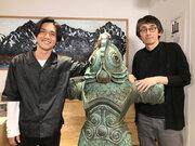 錦戸亮と吉田大八監督が居酒屋で『羊の木』ビジュアルコメンタリー収録