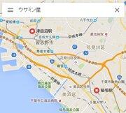 Googleマップでウサミン星を検索すると… Google先生の特定が容赦ないと話題に