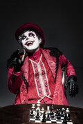 NoGoD、団長が二役を演じる「Arlequin」MV公開