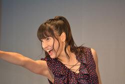 画像:土屋太鳳/『トリガール!』完成披露イベント