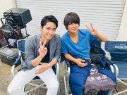 『青夏』劇団EXILE・佐藤寛太が友情出演、佐野勇斗とのオフショット解禁