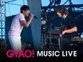 画像:「GYAO!」がBank Bandのライブ映像&『Reborn-Art Festival』コンセプトソングのMV配信