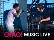 「GYAO!」がBank Bandのライブ映像&『Reborn-Art Festival』コンセプトソングのMV配信
