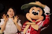 【ディズニー】女子フィギュア紀平梨花がセレモニー登場!ソアリン衣装のミッキー&ミニーも