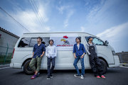 フラカン、ニューレーベルよりアルバム発売決定! 全国ツアー開催も発表!