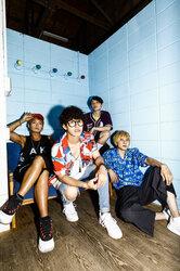 画像:BLUE ENCOUNT、8月4日より新曲「SUMMER DIVE」をストリーミング配信&MV同時公開