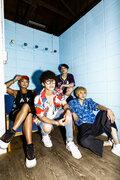 BLUE ENCOUNT、8月4日より新曲「SUMMER DIVE」をストリーミング配信&MV同時公開
