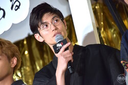 画像:『銀魂2』三浦春馬、中村勘九郎との対峙に刺激「血が上っている状態でバシッと決めてる」