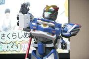 さくらしめじ、ニューシングル発売日の記念イベントに機動救急警察が登場!?