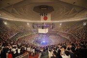 Aimer、初の日本武道館単独公演が大盛況のうちに幕