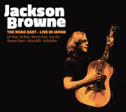 ジャクソン・ブラウン、日本限定アルバム『LIVE IN JAPAN』リリース