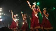 ばってん少女隊、新曲をライブ初披露&年末企画ライブ開催発表