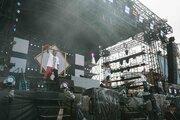 湘南乃風、野外ワンマンファイナルにて15周年ツアー開催を発表
