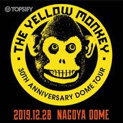 THE YELLOW MONKEY、配信されたナゴヤドーム公演のセットリストをプレイリストにまとめて公開
