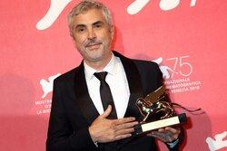 画像:ヴェネチア国際映画祭、アルフォンソ・キュアロン監督作品が金獅子賞に