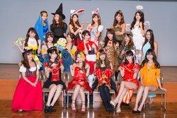ギャルパラ秋祭りが10月1日に開催。今年は船上ハロウィンパーティ