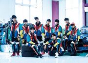 日韓の次世代を担うSUPER★DRAGON、SEVENTEEN、THE RAMPAGEが夢の共演!