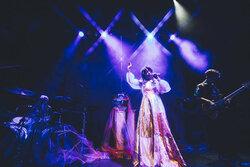 画像:DracoVirgo、渋谷WWWのステージにて2020年東名阪ツアーを発表