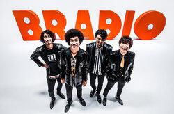 画像:BRADIO、80'sのディスコやファンクのルーツが垣間見える「LA PA PARADISE」MV解禁