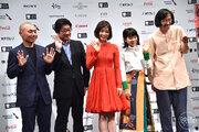松岡茉優がTIFFアンバサダーに就任、「樹木さんのような存在になりたい」|第31回東京国際映画祭ラインナップ発表会