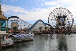 画像:【海外ディズニー】超爽快!パーク最長&最速のジェットコースター「カリフォルニア・スクリーミン」体験