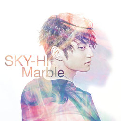 画像:SKY-HI、配信限定アルバム『Marble』をiTunesにて先行配信決定