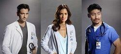 画像:【インタビュー】「シカゴ・メッド」3人の医師が語る…医療ドラマが共感を得る理由