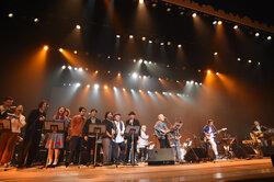 画像:ベルウッド・レコード創立45周年記念コンサートで細野晴臣、高田漣ら豪華ミュージシャンが共演