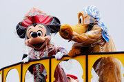 """【ディズニー】雨バージョンでも""""妖気""""にハロウィン・パーティー 「ザ・ヴィランズ・ワールド」"""