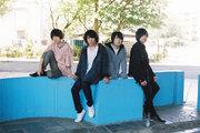 KANA-BOON、地元である大阪・堺で初の年越しライブの開催を発表!