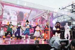 画像:超特急、めざましテレビ主催ハロウィンイベント初日に登場!