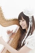 画像:第2子出産を報告した人気アルパ奏者の上松美香