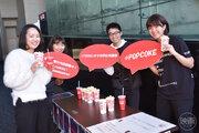 TOHOシネマズ学生映画祭が作品募集、学生スタッフがサンプリング活動に励む|第31回東京国際映画祭