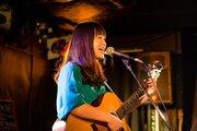 中村千尋、フリーライブ最終公演で初のホールワンマン開催を発表